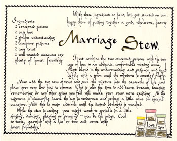 Marriage Stew