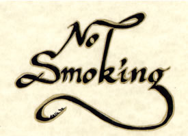 Simply No Smoking